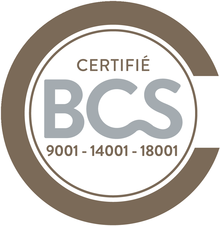 Certifications BCS Cheval Granulats